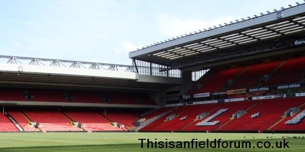 Facebook banner for thisisanfieldforum.co.uk where you can discover all the latest Liverpool Fc transfer news