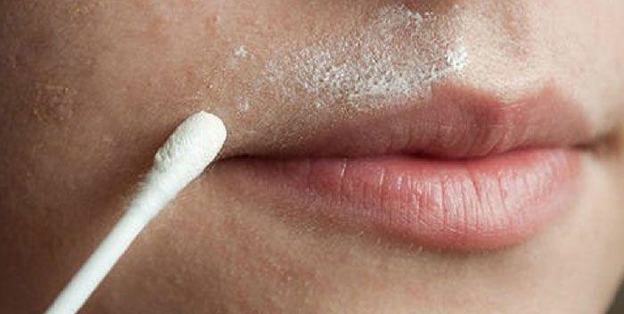 Remedio Natural Para Eliminar El Vello Facial Para Siempre.