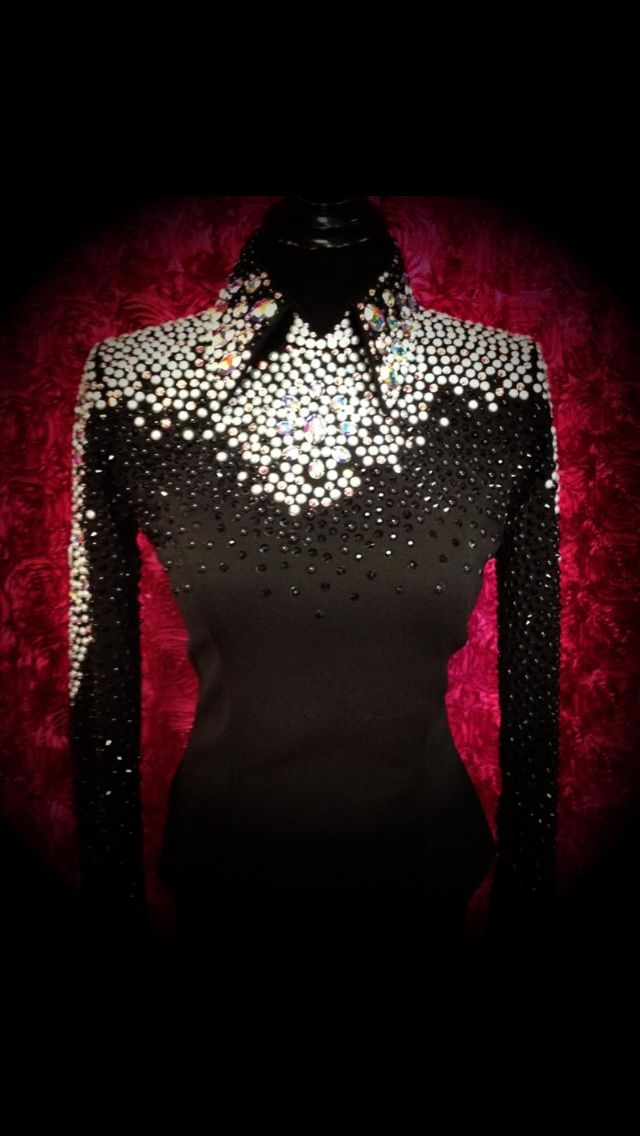 Elegant Horsemanship Shirt by Lindsey James Show Clothing