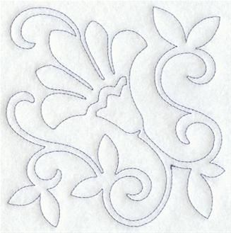 Machine Embroidery Designs at Embroidery Library! - All Quilting Designs - Full