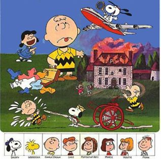 Bon Voyage Charlie Brown--I loved watching this growing up. Someone find it for me on DVD?