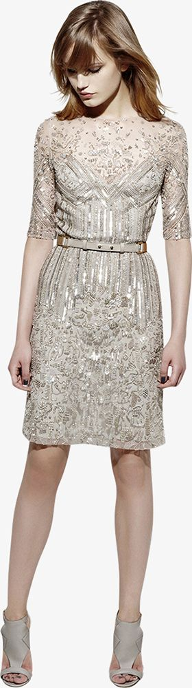ELIE SAAB - Ready-to-Wear - Resort 2013 a yes for rehearsal dinner.