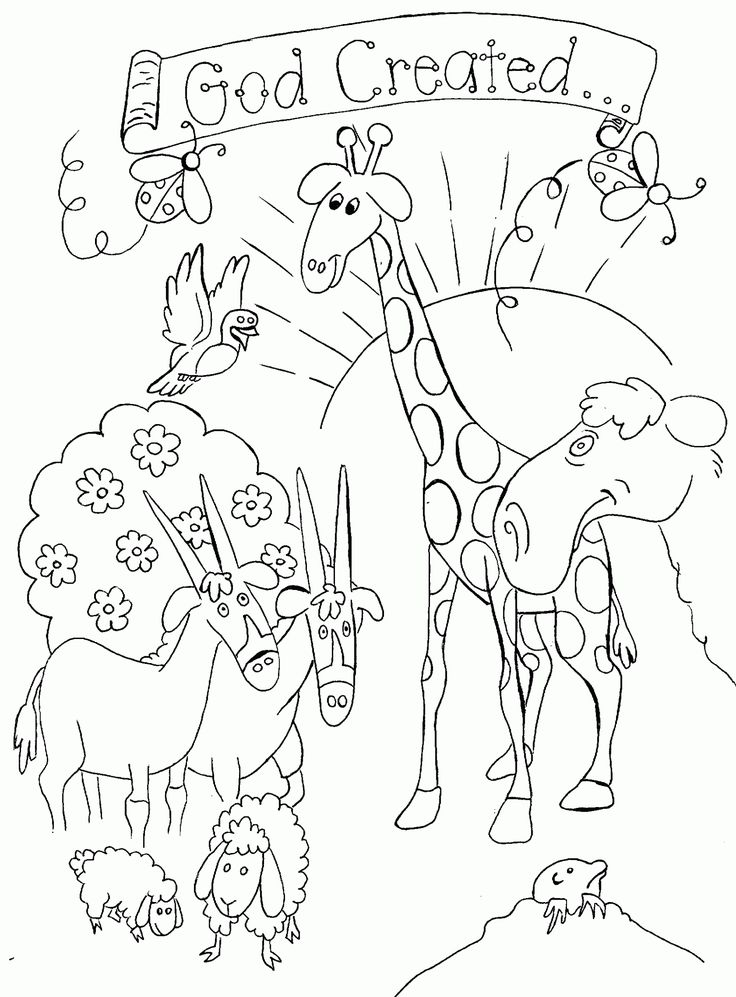 64 best Coloring pages-Bible images on Pinterest