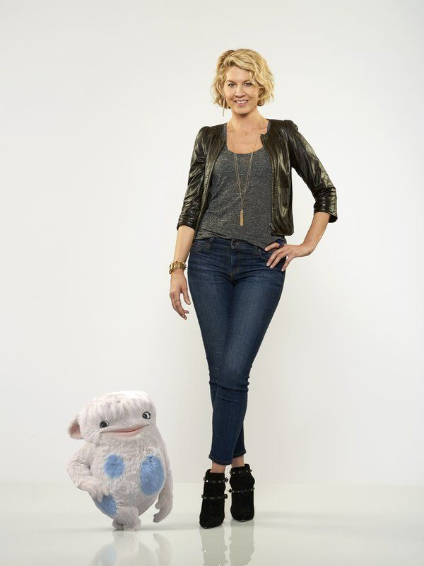 ABC has picked up a new CGI/live-action comedy called Imaginary Mary. What do you think? Will you give it a chance?