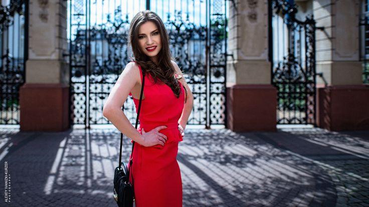 Natalia Outdoor Portrait by AdWoo Agency