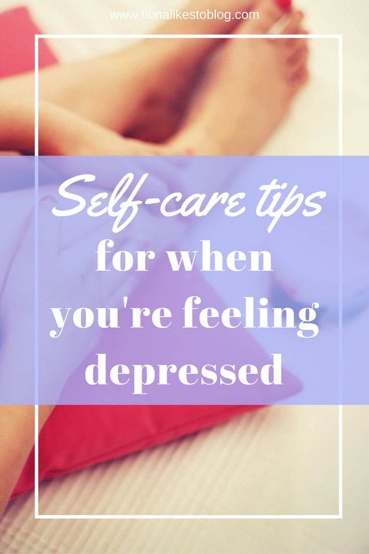 self care tips for depression fiona suffer recovery blogger