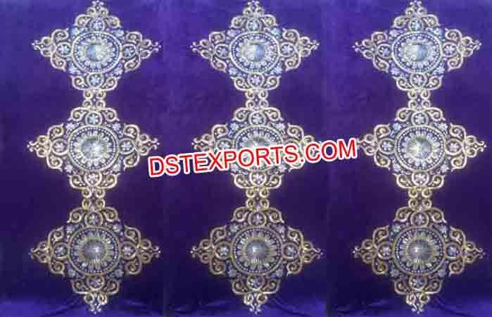 #Indian #Wedding #Mehndi #Backdrop #Dstexports