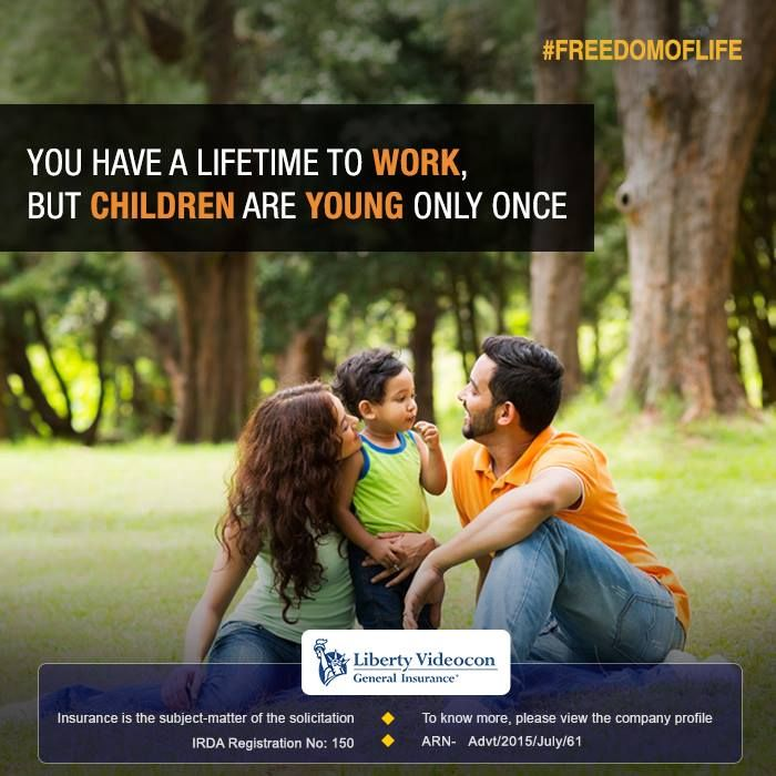 Take your kids for a picnic and be the reason behind their smile. #FreedomOfLife