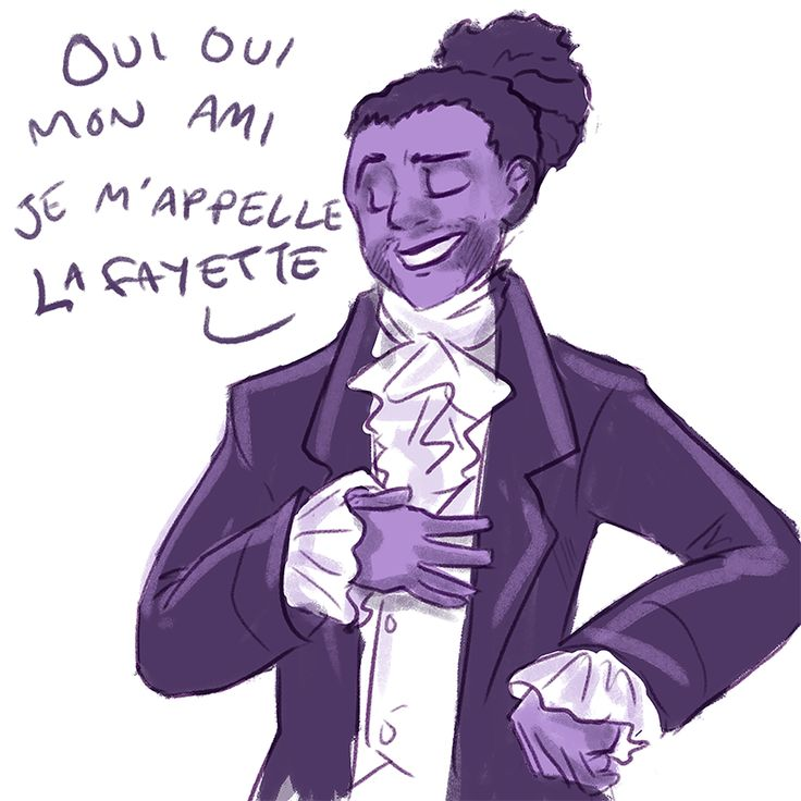lafayette, the lancelot of the revolutionary set