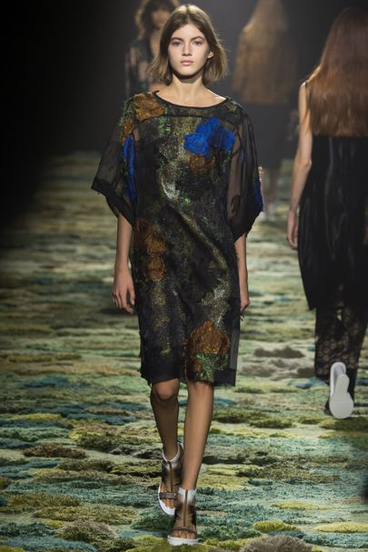 Dries Van Noten Spring/Summer 2015 Ready-To-Wear Collection | British Vogue