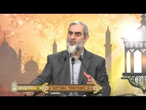 92) Hadislerle Diriliş - TARTIŞMA TERBİYEMİZ (6) - Nureddin Yıldız