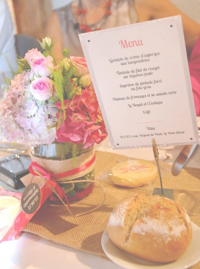 11 best Menus mariage images on Pinterest