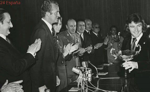 Lo que Ángel Nieto no se atrevió a decirle al Rey Juan Carlos