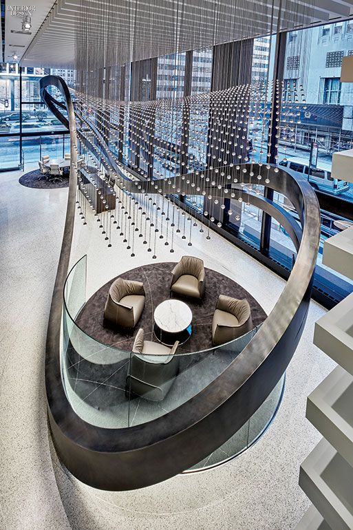 Capital One's New York headquarters by Gensler. Photography by Garrett Rowland. Who said huge banks lack creative vision? Capital One ...