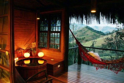 Essa semana iremos listar hotéis para casais que gostam de exclusividade e privacidade para uma viagem romântica pelo Brasil!