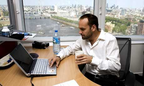 Mark Shuttleworth most disruptive man in technology