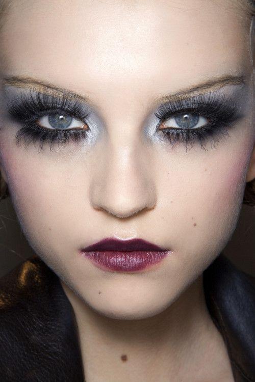Crazy Eye Make Up: 53 Best Makeup - Runway Images On Pinterest