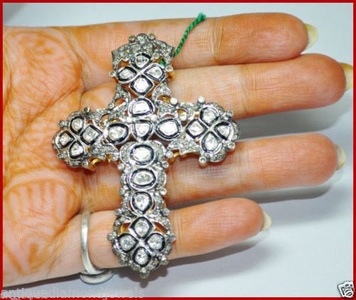Cross Pendants by antiquediamondjewels