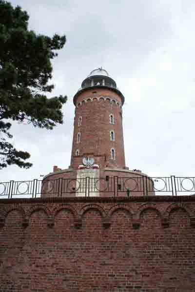 Kolobrzeg Lighthouse, Poland