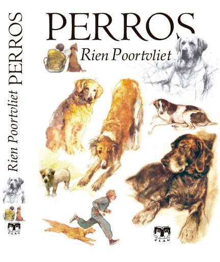 Perros, Rien Poortvielt. http://casadelencuadernador.com/