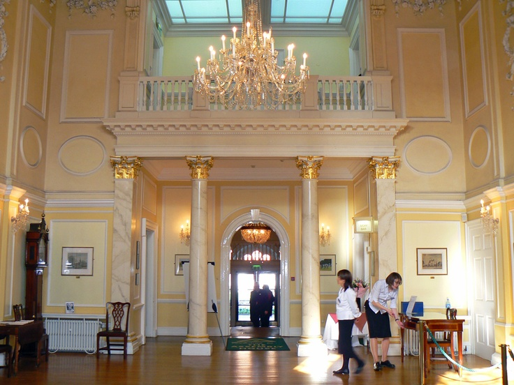 Repinned:Norwich Assembly House built in 1754 as public rooms