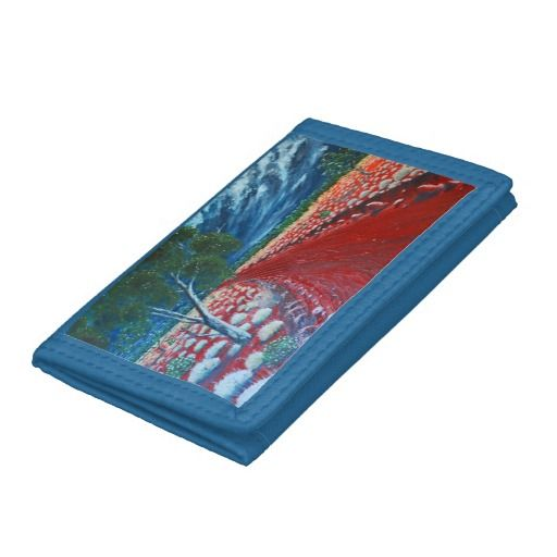 A Storm is Nigh ~ Oil Painting Wallet