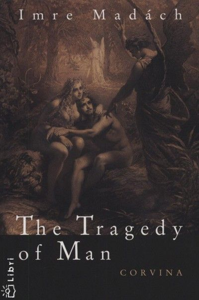 Könyv: The tragedy of man (Madách Imre)