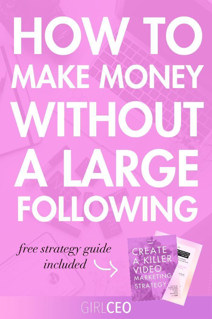 blog income | make money blogging | social media income | make money online | make money at home | entrepreneur income | influencer