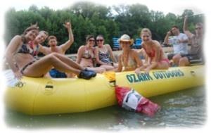 float trips in missouri