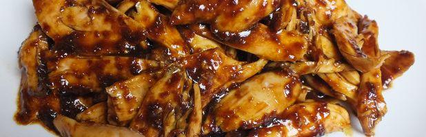 Ayam kecap Slomo - Kokkie Slomo - Indische recepten