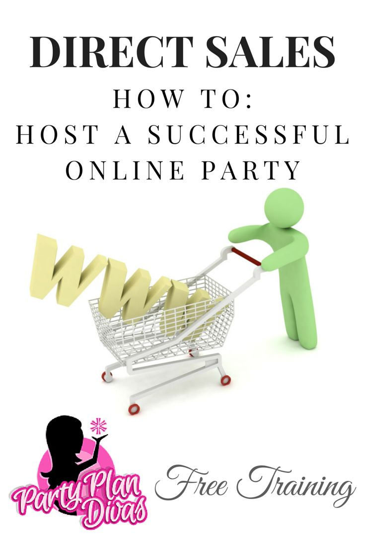 There are many benefits to both the Consultant and the Hostess for an event like this, and Online Parties can be run at any time, from any where, with just a few days notice. Read below to learn how to utilize and maximize Online Parties with your Home Party Plan Business!