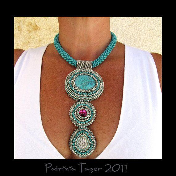 Necklace | Patrizia Tager.