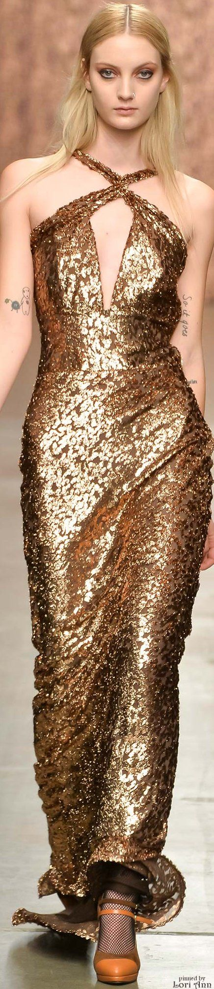 Sophie Theallet Fall 2015 RTW