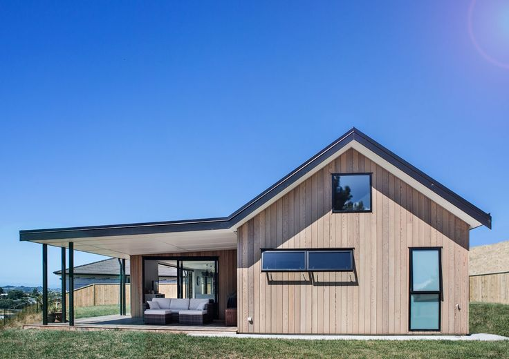 A eco-friendly house designed by Joseph Long from LTD Architectural #ADNZ #architecture #ecofriendly