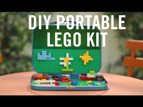 DIY Lego Kit | Summer Survival Hacks