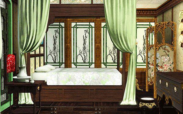【住宅の風水】ベッドの配置について (安定した気の集まる寝室作り)