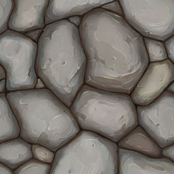 painted stone wall20 best Handpainted Game Art images on Pinterest  Hand painted