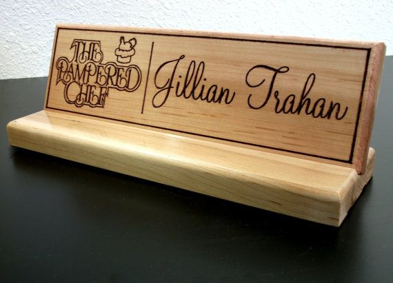 17 Best Images About Desk Name Plates On Pinterest