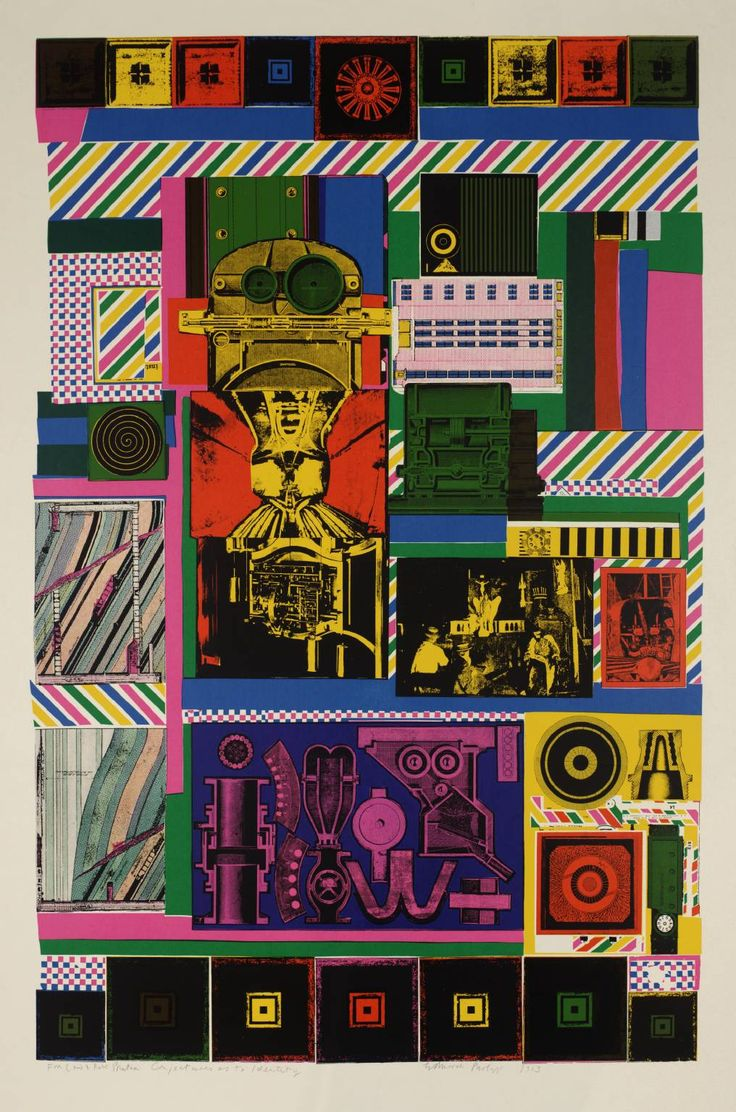 """""""Conjectures to Identity"""" 1963-4"""