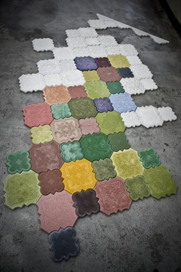 20 best ivanka images on pinterest concrete design design amazing cement tiles by ivanka malvernweather Choice Image
