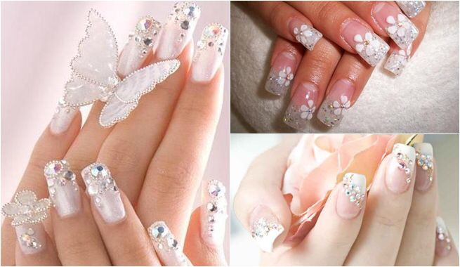 Imagen de http://maquilladas.com/wp-content/2013/05/unas-decoradas-novias-4.jpg.