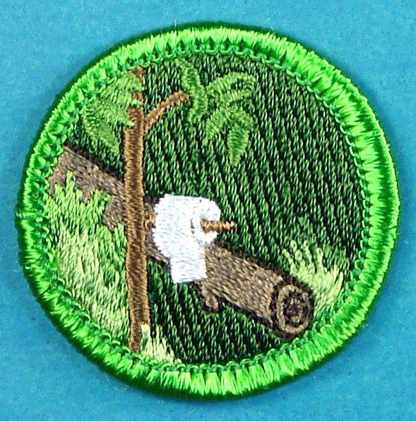 Improvised Restroom Merit Badge @ Boy Scout Store