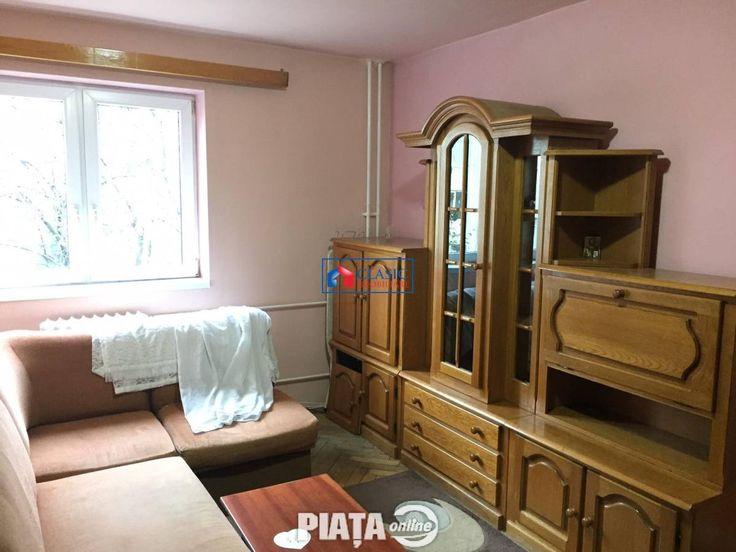 CC3879580 : inchiriere apartament 2 camere in Manastur situat in bloc de 4 etaje.  Apartamentul este situat la etajul 1, este compus din dormitor, living, bucatarie, 1 baie, hol si balcon. Este Semidecomandat si are o suprafata totala de 50 mp, respectiv  42 mp suprafata utila. Ca si localizare, apartamentul este situat in Manastur, in apropiere de Calea Floresti.