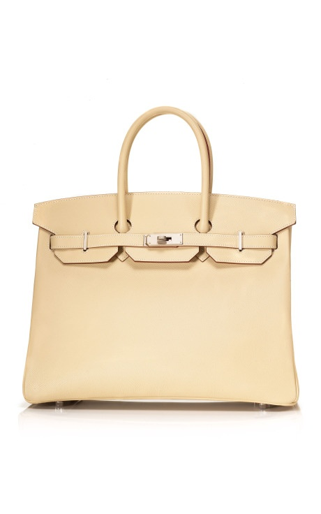 Investment bag - 35cm Parchment & Etoupe Epsom Leather Special Order Birkin: Special Order, Birkin Bags, Heritage Auction, Order Birkin, Hermes Birkin, Epsom Leather, Leather Special, Etoup Epsom, 35Cm Parchment