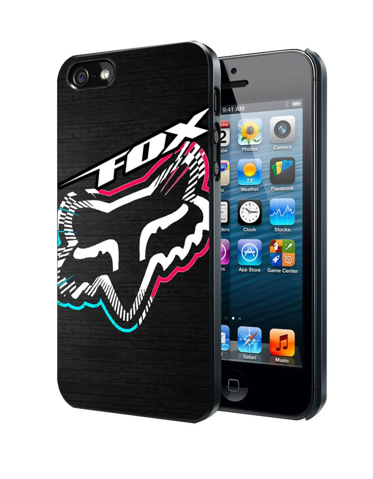 Fox Head Racing Sport Wear Samsung Galaxy S3 S4 S5 Note 3 Case, Iphone 4 4S 5 5S 5C Case, Ipod Touch 4 5 Case