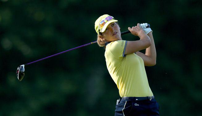Photo by Jorge Lemus. http://www.ffgolf.org/Golf-pro/Circuits/Amerique/LPGA-Tour/Calendrier/Annee-2016/Marathon-Classic/Marathon-Classic-LPGA-Tour-Celine-Herbin-parmi-les-meilleures