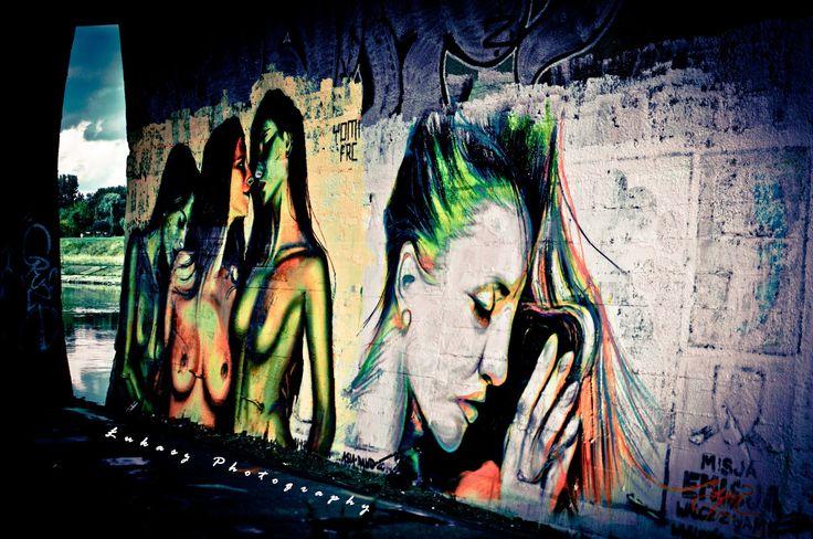 #łukaszphotography #Poznan #Graffiti