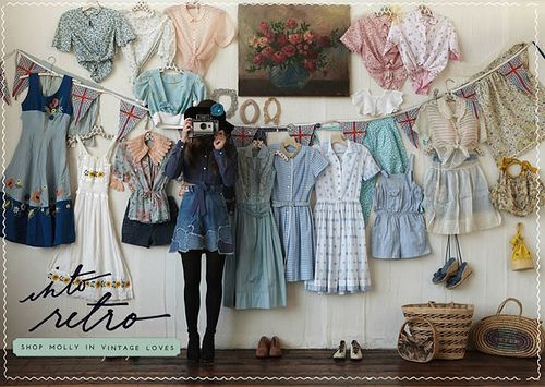 Free People Vintage Loves 5   Outi Les Pyy / OutsaPop Trashion DIY fashion   Flickr