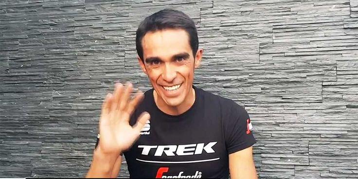 El ciclista Alberto Contador ha anunciado en redes sociales que tras su participación en la Vuelta Ciclista a España dejará el ciclismo.
