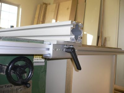 91 best images about router table saw on pinterest dust for Diy router fence